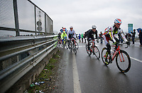 Fabian Cancellara (SUI/TREK Factory Racing)<br /> <br /> 106th Milano - San Remo 2015