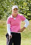 DEN DOLDER - Kampioen Christel Boeljon tijdens het NK Strokeplay golf op Golfsocieteit  De Lage Vuursche. COPYRIGHT KOEN SUYK
