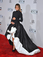 LOS ANGELES, CA. November 20, 2016: Singer Ciara at the 2016 American Music Awards at the Microsoft Theatre, LA Live.<br /> Picture: Paul Smith/Featureflash/SilverHub 0208 004 5359/ 07711 972644 Editors@silverhubmedia.com