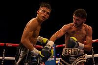 ANDREW SELBY v CRISTOFER ROSALES - WBC World Title Eliminator - 26.05.2017