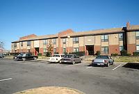 1991 February ..Assisted Housing..Park Terrace..EXTERIOR VIEWS...NEG#.NRHA#..