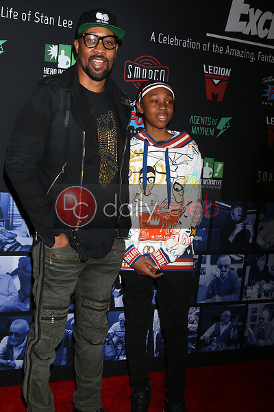 "RZA, Guest<br /> at ""Excelsior! A Celebration of the Amazing, Fantastic, Incredible & Uncanny Life of Stan Lee,"" TCL Chinese Theater, Hollywood, CA 01-30-19<br /> David Edwards/DailyCeleb.com 818-249-4998"