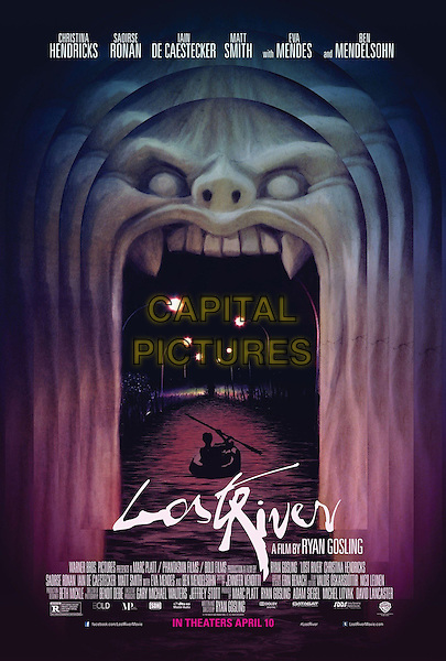 POSTER ART<br /> in Lost River (2014) <br /> *Filmstill - Editorial Use Only*<br /> CAP/FB<br /> Image supplied by Capital Pictures