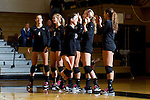 2012.10.28 - NCAA VB - North Carolina vs Wake Forest