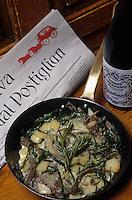 """Europe/Suisse/Engadine: Le """"Pizzocherri"""" - Recette du restaurant """"Stuva Del Postigliun"""""""