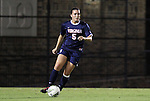 29 September 2011: Virginia's Olivia Brannon. The Duke University Blue Devils and the University of Virginia Cavaliers played to a 0-0 tie after overtime at Koskinen Stadium in Durham, North Carolina in an NCAA Division I Women's Soccer game.