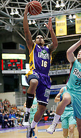 Edgar Sosa during Blancos de Rueda Valladolid V Barcelona ACB match. January 20, 2013..(ALTERPHOTOS/Victor Blanco) /NortePhoto