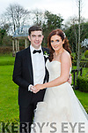Charlotte Curtin and  Declan Kelliher were married at Kilflynn Church on Saturday 11th March 2017 with a reception at Ballyseede Castle Hotel