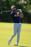 Jo&euml;l Stalter (FRA) during the first round of the Afrasia Bank Mauritius Open played at Heritage Golf Club, Domaine Bel Ombre, Mauritius. 30/11/2017.<br /> Picture: Golffile | Phil Inglis<br /> <br /> <br /> All photo usage must carry mandatory copyright credit (&copy; Golffile | Phil Inglis)