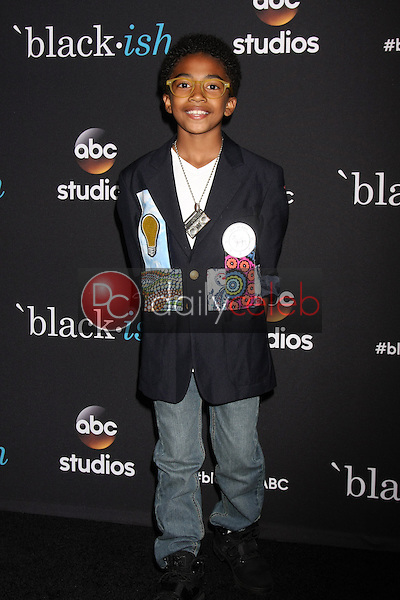 """Miles Brown<br /> at the  """"Black-ish"""" ATAS Event, Pacific Design Center, West Hollywood, CA 04-17-15<br /> Dave Edwards/DailyCeleb.com 818-249-4998"""