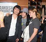 "9-10-09..Pete Wentz was playing the board game ""Guess Who""  at a huge event going on at Fred Segal in west Hollywood. Pete was playing the game with fans who were waiting in line to play with him. Pete played the game for over an hour before Ashlee showed up & played with him. Ashlee won the first game she played & took pictures with fans during breaks. The couple was laughing & joking around while they played the game. Audrina Patridge & Sidney Poitier were also at the event. .....AbilityFilms@yahoo.com.805-427-3519.www.AbilityFilms.com"