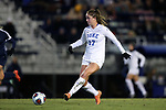 DURHAM, NC - NOVEMBER 11: Duke's Ella Stevens. The Duke University Blue Devils hosted the UNCG Spartans on November 11, 2017 at Koskinen Stadium in Durham, NC in an NCAA Division I Women's Soccer Tournament First Round game. Duke won the game 1-0.