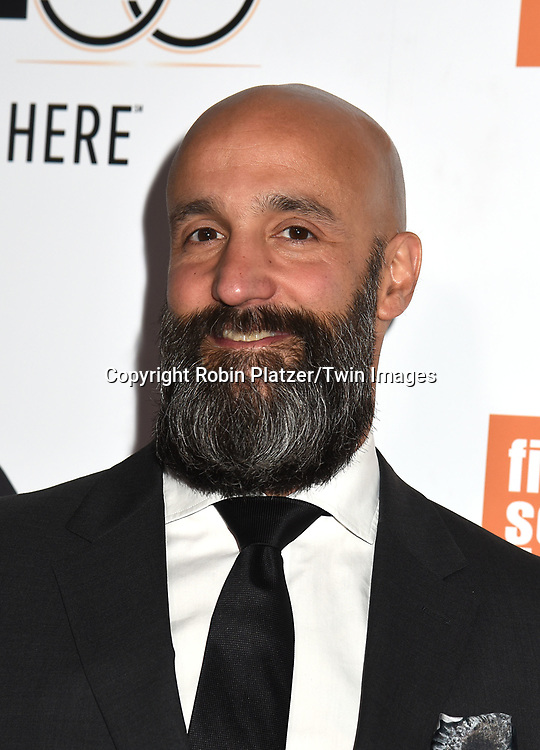 attends the  Opening Night Gala Presentation and World Premiere of &quot; Last Flag Flying&quot; at the 55th New York Film Festival on September 28, 2017 at Alice Tully Hall in Lincoln Center in New York City. <br /> <br /> photo by Robin Platzer/Twin Images<br />  <br /> phone number 212-935-0770