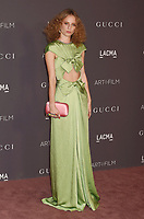 LOS ANGELES, CA - NOVEMBER 04: Artist Petra Collins attends the 2017 LACMA Art + Film Gala Honoring Mark Bradford and George Lucas presented by Gucci at LACMA on November 4, 2017 in Los Angeles, California.<br /> CAP/ROT/TM<br /> &copy;TM/ROT/Capital Pictures