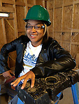 Womens Build 2014 @ 2864 Grasmere Ave.