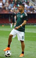 Marco Fabian (Mexiko, Mexico) - 17.06.2018: Deutschland vs. Mexico, Luschniki Stadium Moskau
