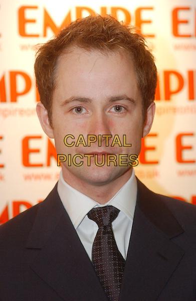 BILLY BOYD.headshot, portrait .www.capitalpictures.com.sales@capitalpictures.com.Supplied By Capital Pictures