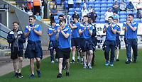 Bolton Wanderers U23s<br /> <br /> Photographer Rachel Holborn/CameraSport<br /> <br /> The EFL Sky Bet Championship - Bolton Wanderers v Nottingham Forest - Sunday 6th May 2018 - Macron Stadium - Bolton<br /> <br /> World Copyright &copy; 2018 CameraSport. All rights reserved. 43 Linden Ave. Countesthorpe. Leicester. England. LE8 5PG - Tel: +44 (0) 116 277 4147 - admin@camerasport.com - www.camerasport.com
