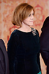 Maria Dolores de Cospedal during the Military Easter at Royal Palace in Madrid, Spain. January 06, 2017. (ALTERPHOTOS/BorjaB.Hojas)