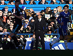 Chelsea's Antonio Conte looks on during the Premier League match at Stamford Bridge Stadium, London. Picture date December 11th, 2016 Pic David Klein/Sportimage