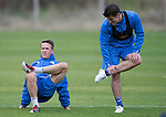 St Johnstone Training&hellip;..21.10.16<br />