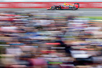March 19, 2016: Daniil Kvyat (RUS) #26 from the Red Bull Racing team  during practise session three at the 2016 Australian Formula One Grand Prix at Albert Park, Melbourne, Australia. Photo Sydney Low
