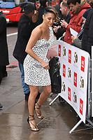 Karen Clifton<br /> arriving for the TRIC Awards 2019 at the Grosvenor House Hotel, London<br /> <br /> ©Ash Knotek  D3487  08/03/2019