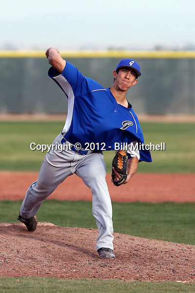 Erick Gonzalez - Gateway Community College Geckos (Bill Mitchell)