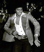 Michael Jackson 1980<br /> Photo By John Barrett/PHOTOlink