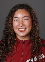 STANFORD, CA - OCTOBER 22:  Alexis Lee of the Stanford Cardinal during water polo picture day on October 22, 2009 in Stanford, California.