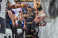 SÃO PAULO, SP, 13.01.2018 – CORINTHIANS-SANTOS – Pedro Henrique do Corinthians durante partida contra o Santos no amistoso, disputada na Arena Corinthians em São Paulo, na tarde deste domingo, 13. (Foto: Danilo Fernandes/Brazil Photo Press)
