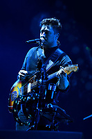 LONDON, ENGLAND - JUNE 1: Marcus Mumford of 'Mumford & Sons' performing at ALL POINTS EAST, Victoria Park on June 1, 2019 in London, England.<br /> CAP/MAR<br /> ©MAR/Capital Pictures