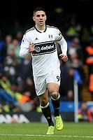 Aleksandar Mitrovic of Fulham during Chelsea vs Fulham, Premier League Football at Stamford Bridge on 2nd December 2018