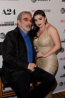 """LOS ANGELES - FEB 22:  Burt Reynolds, Ariel Winter at the """"The Last Movie Star"""" Premiere at the Egyptian Theater on February 22, 2018 in Los Angeles, CA"""