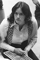 1981: Dotty McCrea.