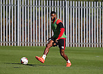 Ethan Ebanks-Landell of Sheffield Utd during the Sheffield Utd training session at the Shirecliffe Training Complex , Sheffield. Picture date: September 29th, 2016. Pic Simon Bellis/Sportimage