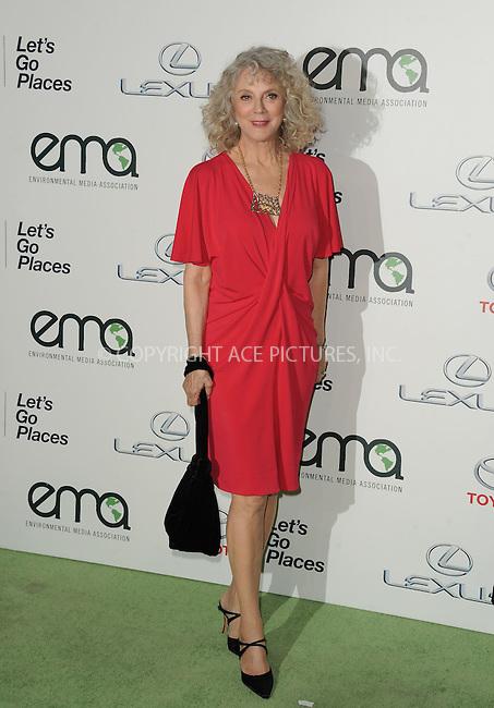 WWW.ACEPIXS.COM<br /> <br /> October 24 2015, LA<br /> <br /> Blythe Danner arriving at the 25th Environmental Media Awards at Warner Bros. Studios on October 24, 2015 in Burbank, California<br /> <br /> By Line: Peter West/ACE Pictures<br /> <br /> <br /> ACE Pictures, Inc.<br /> tel: 646 769 0430<br /> Email: info@acepixs.com<br /> www.acepixs.com