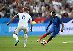 France's Ousmane Dembele in action during the Friendly match at Stade De France Stadium, Paris Picture date 13th June 2017. Picture credit should read: David Klein/Sportimage
