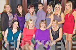 Staff from Mothercare pictured enjoying their Christmas Party in O'Donnell's of Mounthawk on Saturday night. Seated l/r Pamela Hunt, Audrey Wallace, Eilish Teahan and Maria Mansfield, standing l/r Susan Burrows, Rebecca Roche, Jean O'Sullivan, Szura Grzegorz, Melissa Bowler, Lisa O'Shea and Amy Mansfield.