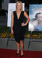 "HOLLYWOOD, LOS ANGELES, CA, USA - MAY 01: Andrea Anders at the Los Angeles Premiere Of Lifetime Television's ""Return To Zero"" held at Paramount Studios on May 1, 2014 in Hollywood, Los Angeles, California, United States. (Photo by Xavier Collin/Celebrity Monitor)"