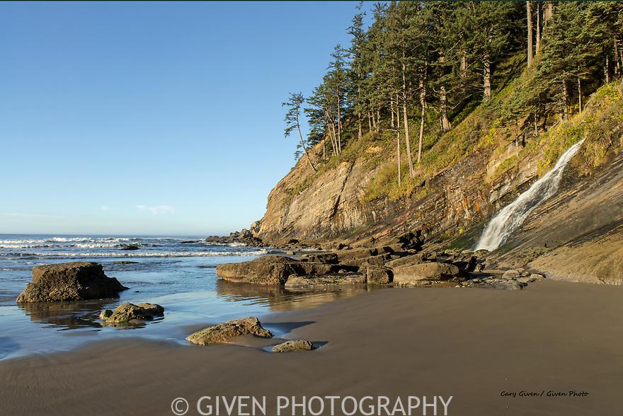 Short Sand Beach, Oregon Coast