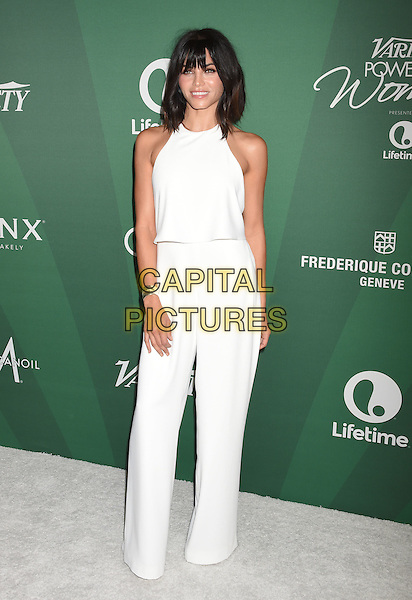 BEVERLY HILLS, CA - OCTOBER 14: Actress Jenna Dewan-Tatum arrives at the Variety's Power Of Women Luncheon 2016 at the Beverly Wilshire Four Seasons Hotel on October 14, 2016 in Beverly Hills, California.<br /> CAP/ROT/TM<br /> &copy;TM/ROT/Capital Pictures