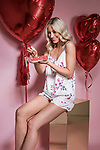 Sunday Mail / Fashion with Mirella/Cimon Valentines Day. Photo: Nick Clayton