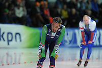SPEED SKATING: STAVANGER: Sørmarka Arena, 31-01-2016, ISU World Cup, 1000m Men Division A, Kjeld Nuis (NED), ©photo Martin de Jong