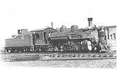 Right side view of K-28 #474 in Gunnison..<br /> D&amp;RGW  Gunnison, CO  Taken by Moody, L. W. - 1940