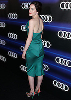 WEST HOLLYWOOD, CA, USA - AUGUST 21: Michelle Dockery at the Audi Emmy Week Celebration 2014 held at Cecconi's Restaurant on August 21, 2014 in West Hollywood, California, United States. (Photo by Xavier Collin/Celebrity Monitor)