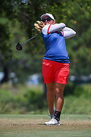 Marissa Steen (USA) watches her tee shot on 5 during round 1 of the 2019 US Women's Open, Charleston Country Club, Charleston, South Carolina,  USA. 5/30/2019.<br /> Picture: Golffile | Ken Murray<br /> <br /> All photo usage must carry mandatory copyright credit (© Golffile | Ken Murray)