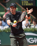 Andy Murray (GBR) defeated Mathias Bourgue (FRA) 2-6, 6-2, 4-6, 6-3