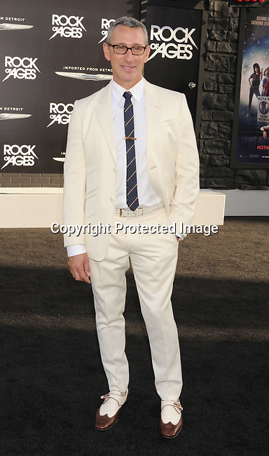 HOLLYWOOD, CA - JUNE 08: Director Adam Shankman arrives at the 'Rock Of Ages' - Los Angeles Premiere at Grauman's Chinese Theatre on June 8, 2012 in Hollywood, California.