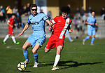NELSON, NEW ZEALAND -  MPL Nelson Suburbs v Nomads Utd . Sunday 14 June 2020. Saxton Field, Nelson, New Zealand. (Photo by Chris Symes/Shuttersport Limited)